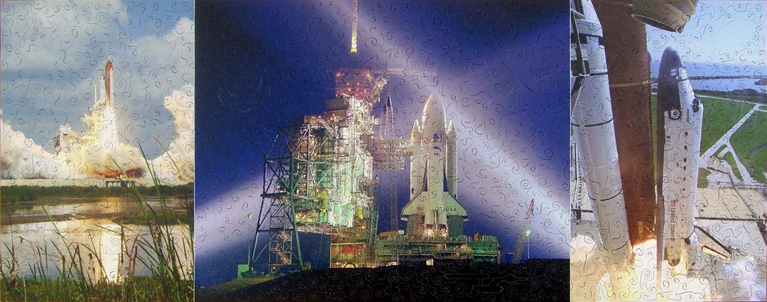 space shuttle columbia puzzle - photo #14