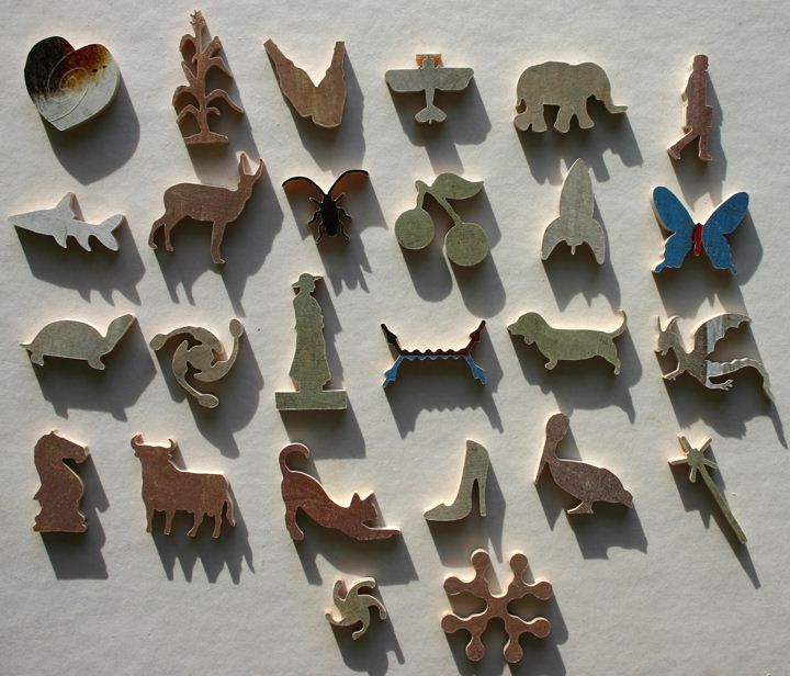 Custom Puzzle Craft - Wooden Jigsaw Puzzle 834